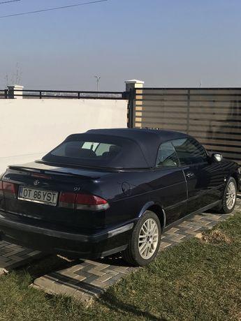 Saab 9-3 SE cabrio, non turbo.