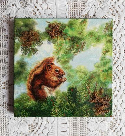 Картинна декорация - платно върху дървена подрамка- модели