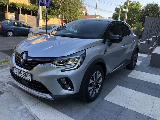 Renault captur 2021 1.3 TCE model intens