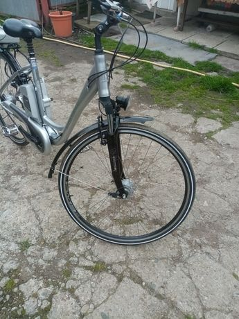 Bicicleta electrica kalkhof