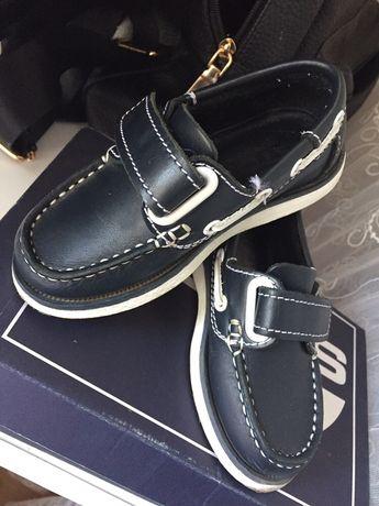 Детская обувь, мокасины