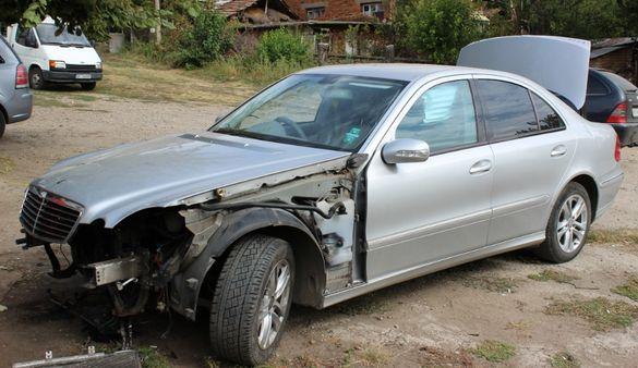 Mercedes W211 E320cdi Седан НА ЧАСТИ / Мерцедес В211 OM648