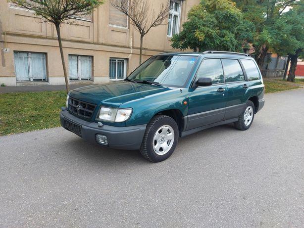 Subaru Forester GPL