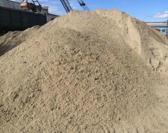 Песок есть щебень доставка