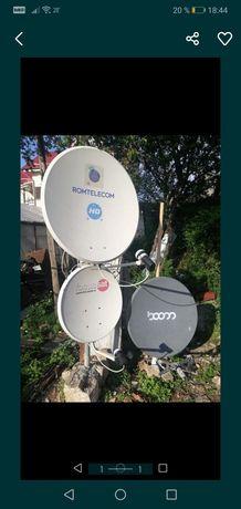 Serviciu instalare televizor, instalare antena parabolica