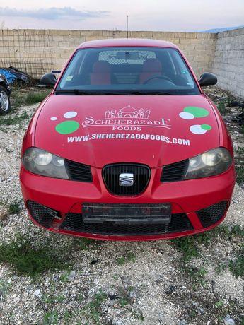 2008 Seat Ibiza 1,2 Benzin