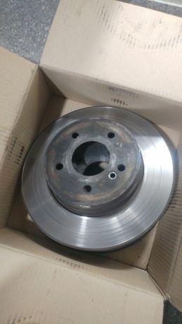Тормозные диски задние w203