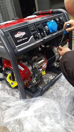 Ремонт бензиновых и дизельных  генераторов
