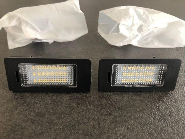 Lampi Led Numar Bmw E60-E82-E90-E92-F10-F30-X(E70-71-F15-F16) Canbus
