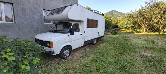 Autorulotă Camper Ford Transit
