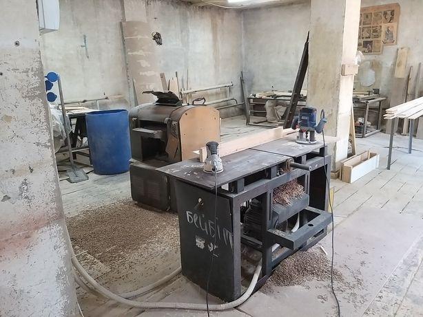 Продам столярную мастерскую