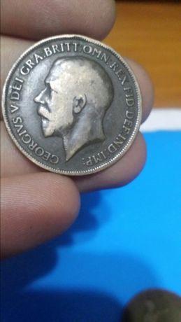 Monedă One Penny din 1919