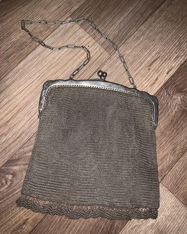 Старинна дамская сумочка 19 век