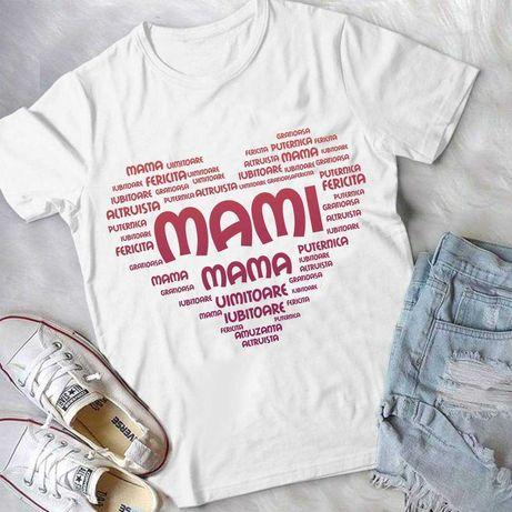 Tricouri personalizate mămici