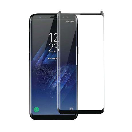 Стъклен протектор за Samsung Galaxy S8 G950F лепило по цялата повърнос