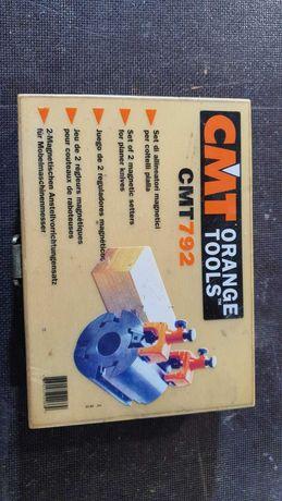 Calibri magnetici pentru fixarea cutitelor de rindeluire