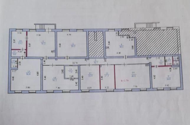 Продается комерческое помещение 350 кв м