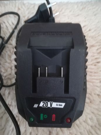 20 V- 3.5 Ah X TEAM / Зарядно устройство Parkside/Парксайд PLG 20 A2