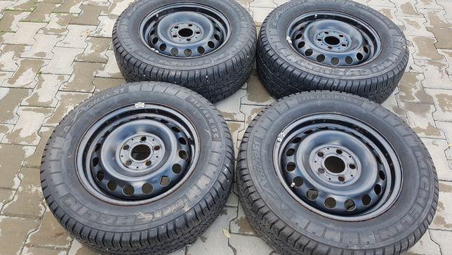 Jante, roti Mercedes Vito, VW T4,LT anvelope vara Michelin 215/65R15 C