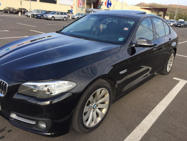 Vand BMW 520 2014 facelift  EURO 6 Trapă ,Shadowline
