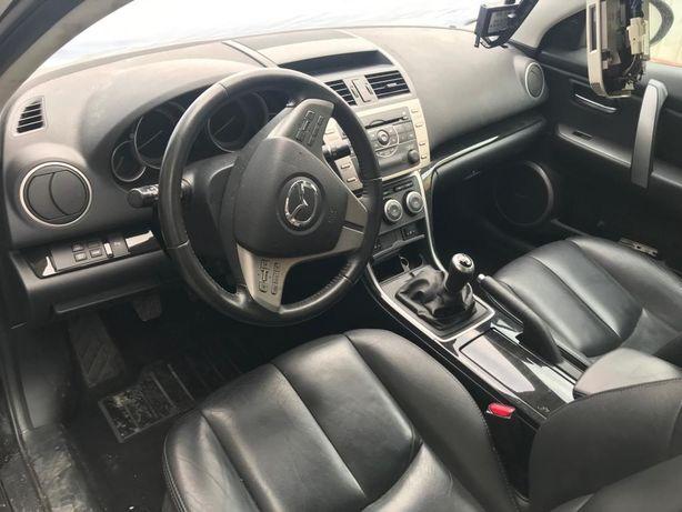 Interior piele Mazda 6 GH 2008-2012