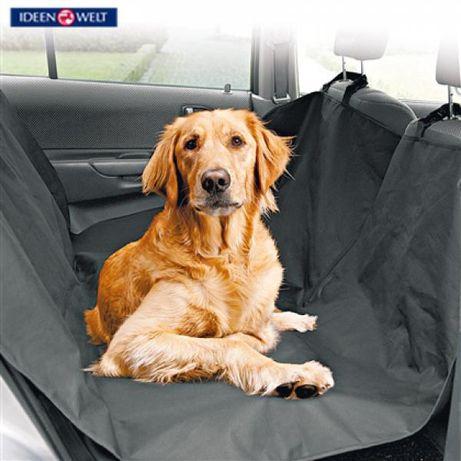 Protectie auto pentru câini (păr, zgarieturi), ROSSMANN, Germania