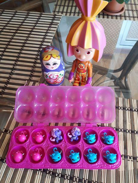 Игрушки для девочки продам