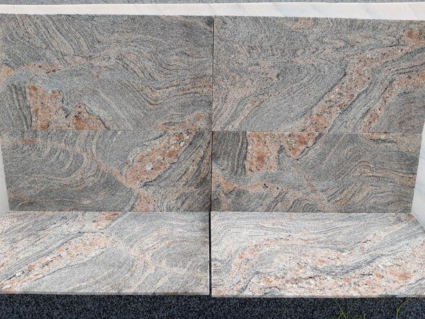 Granit natural Juparana Colombo lustruit oglinda