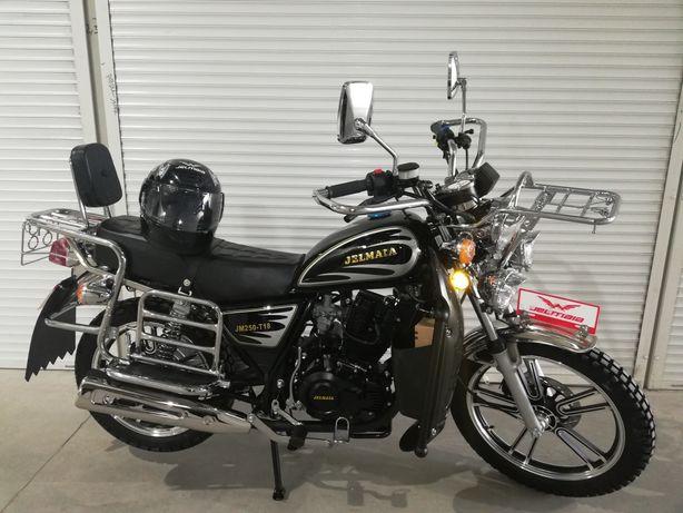 Мотоцикл желмая т модель