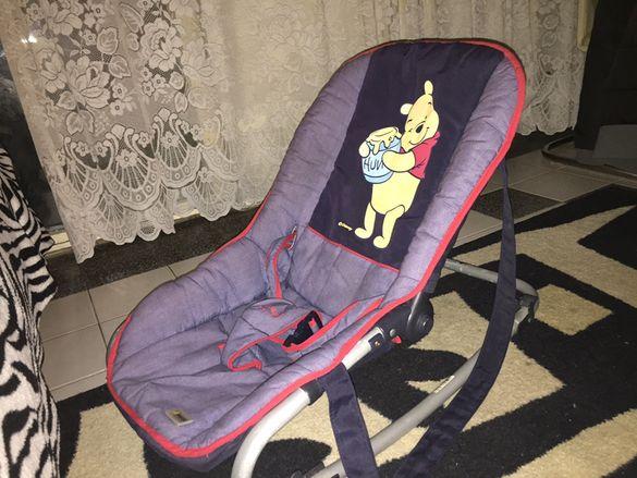 Детско люлеещо столче
