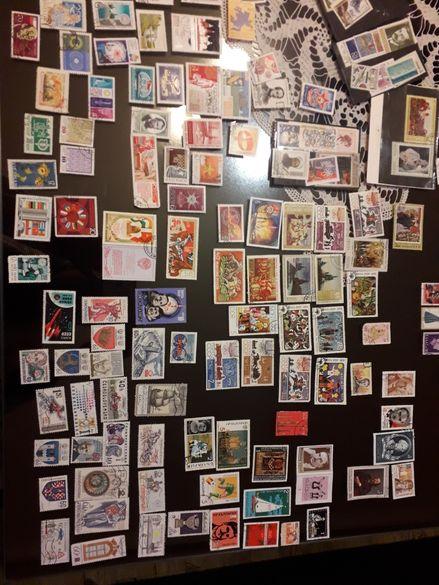 Колекция от стари марки