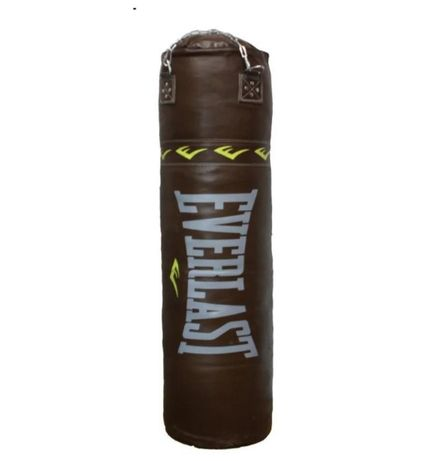 Боксерский мешок EVERLAST кожа в наличии