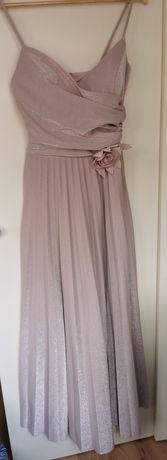 Дълга нежна рокля