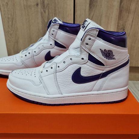 Jordan 1 High Court Purple (W)