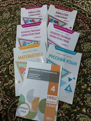 Книги для поступления в НИШ