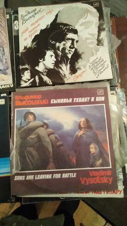 Продам пластинки советскои эстрады
