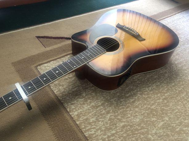 Электро акустические гитара