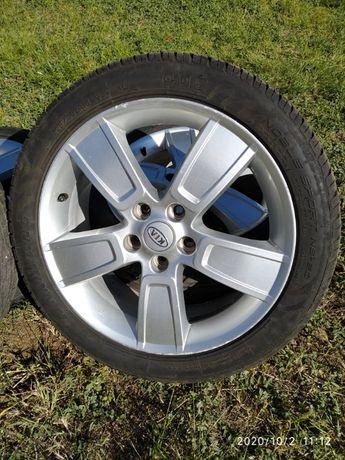 Оригинални джанти с летни гуми за КИА, Хюндай 18 5 114.3