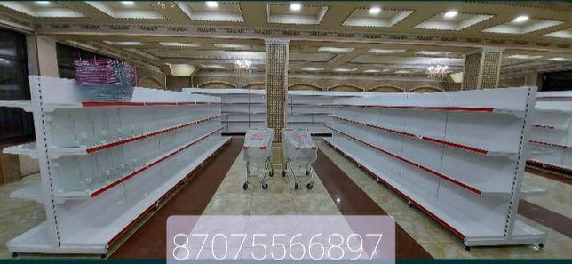 Торговое оборудование полки для магазина широкий ассортимент и хлебниц