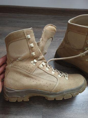 Bocanci/cizme tură/armată/lupta MEINDL Desert fox, marimea 44,5 EU (29