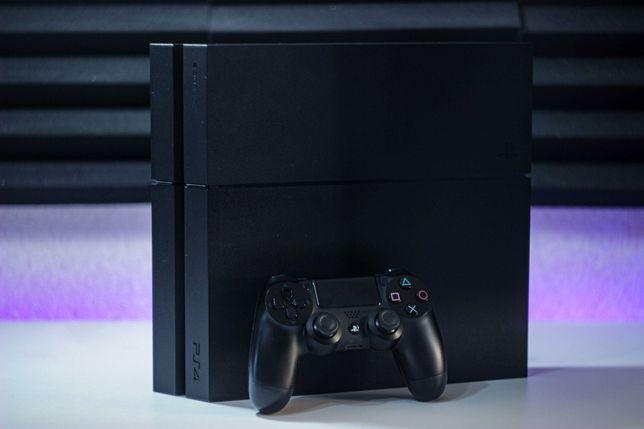 Продам Взломанную (Прошитую) PS4 1TB