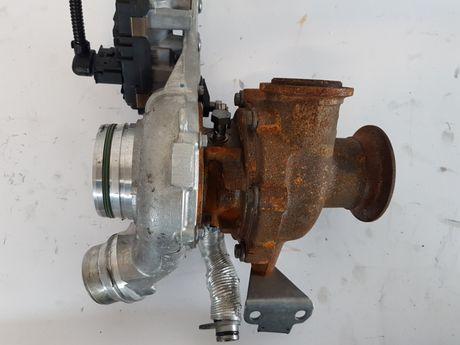 Turbina BMW X3 F25 , 520 F10 F11 2.0 D motor B47D20A , Euro 5