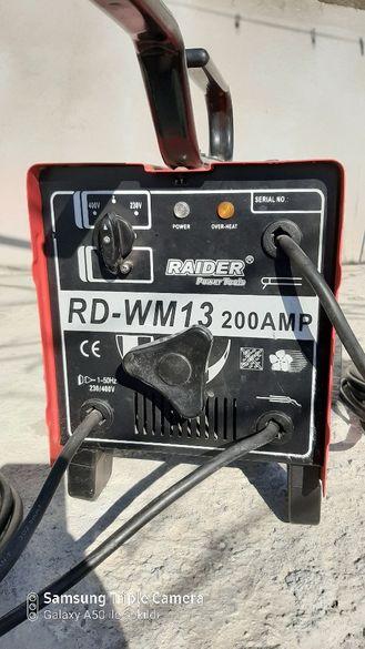 RAIDER rd_wm13 200 AMP
