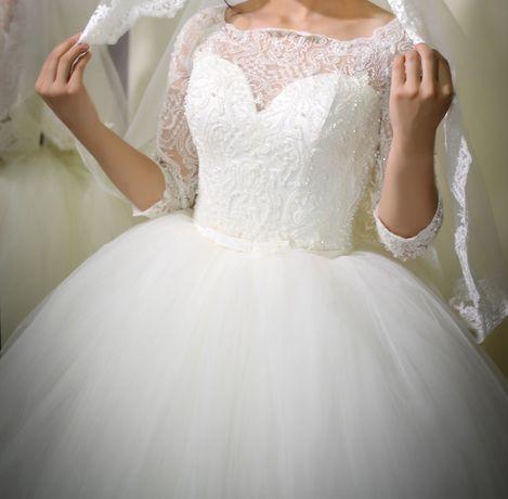 Продам свадебное платье от Helena Nabokina