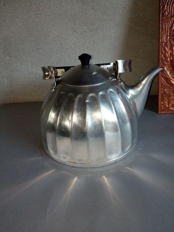 Чайник советский алюминий