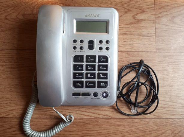 """Телефон """"Диалог"""" стационарный"""