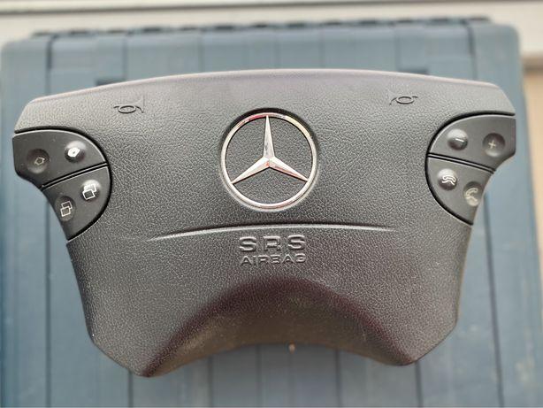 SRS Airbag для Mercedes Benz E-class и G-class