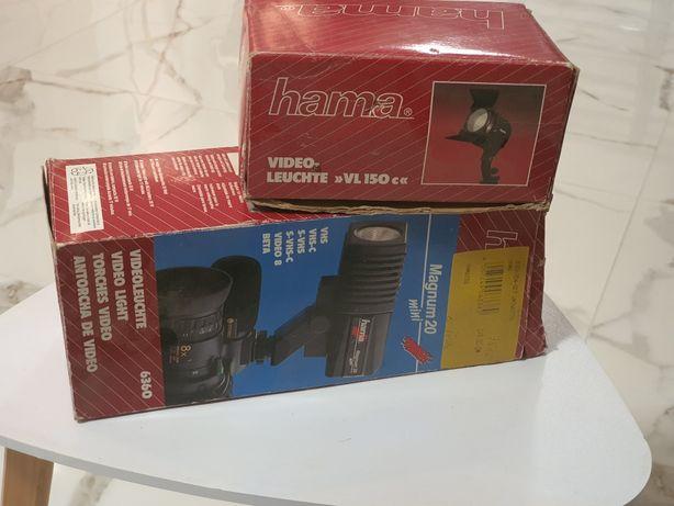 Pachet 2 lampi foto-video