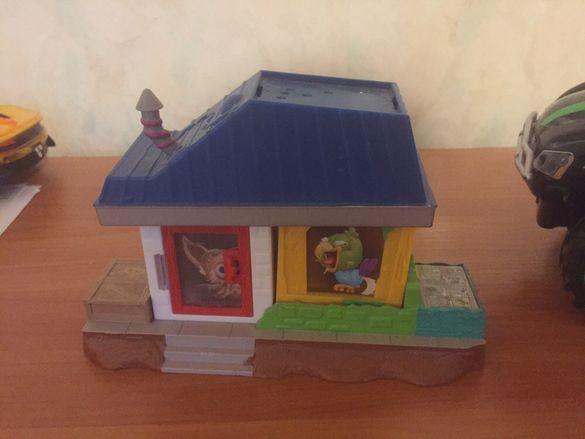 Къща на грозниците