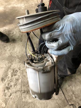 помпа в резервоара 2.0 tdi skoda